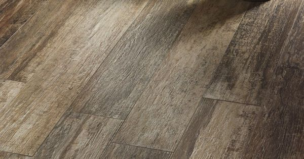 Porcelain Stoneware Flooring With Wood Effect Cortex