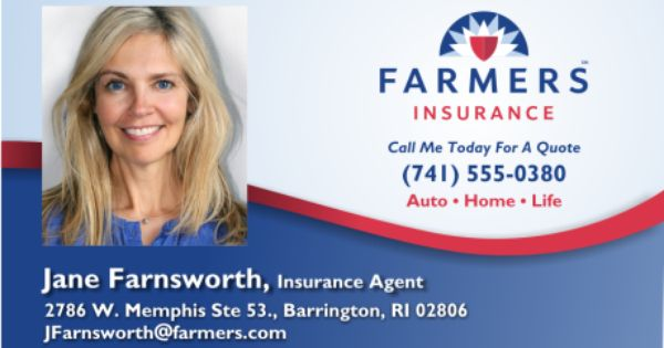Ball Washers Bench Craft Company Farmers Insurance Advertisement Layout Insurance