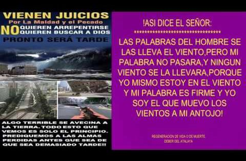 Pin En Serie Profecia Sobre Puerto Rico Mexico Y Otras Naciones