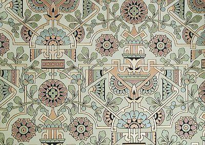 Bradbury Victorian Style Art Wallpaper Green Centennial Wall Fill Geometric Wallpaper Victorian Art Dining Room Wallpaper