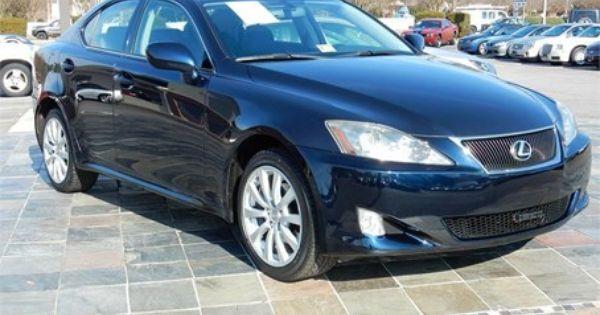 2006 Lexus Is250 Awd For Sale In Virginia Beach Lexus Is250 Lexus Awd