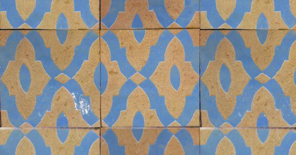 Zelig Toulouse Carrelage Marocain Zellige Carrelage
