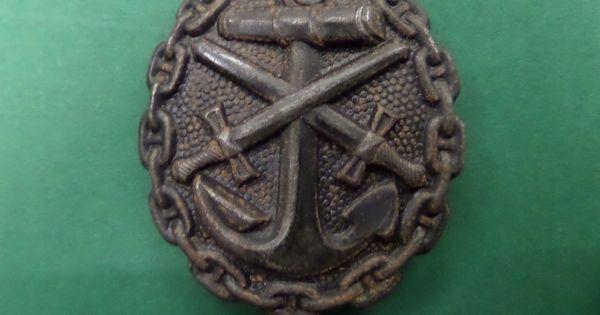 Odznaka Kotwica Z Mieczami 8921112968 Oficjalne Archiwum Allegro Brooch