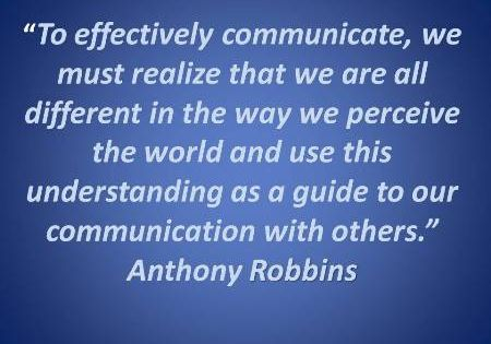 ... Quotes ~ | Pinterest | Tony Robbins, Language and Communication Quotes