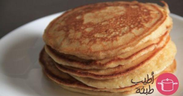 البان كيك Recipe Cupcake Cakes Pancakes Arabic Sweets