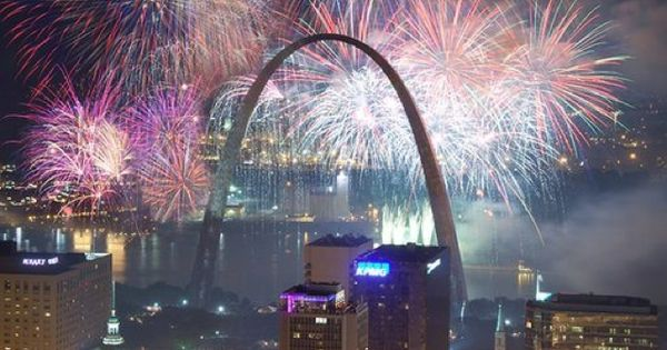 4th of july in st louis 2012