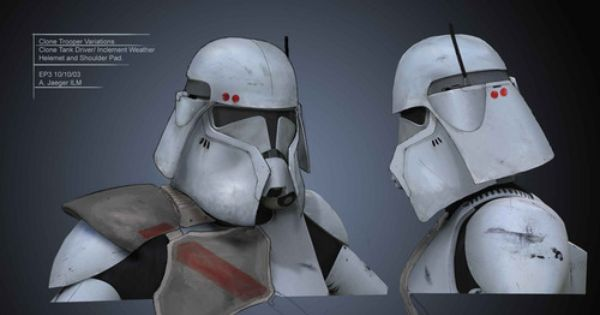 Artist Of The Week Alex Jaeger Star Wars Concept Artist With