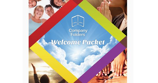 Spiritual church welcome packet folder template front view psd church welcome packets Interior design welcome packet