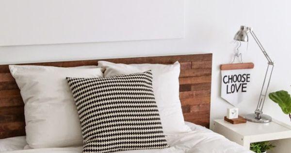 C mo personalizar el cabecero porque tu cama lo dice - Todo para decorar tu casa ...