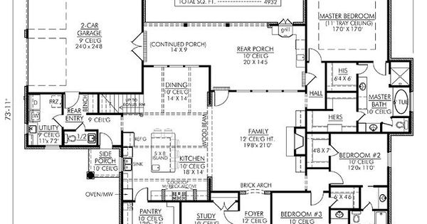Madden home design melrose house plans pinterest for Melrose house plan