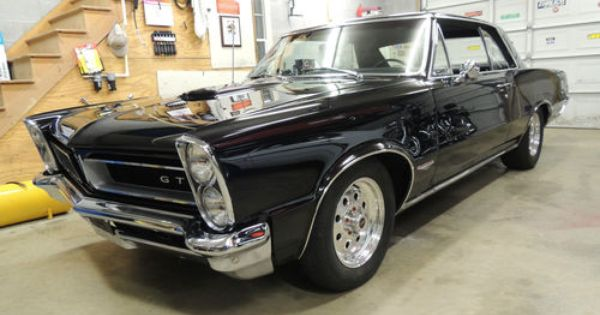 65 Pontiac Gto Coupe