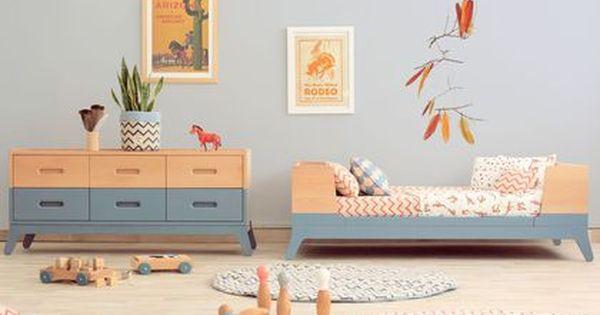 Lit Enfant Selection De Lits Design Et Fonctionnels Lit Design Lit Enfant Deco Chambre Enfant