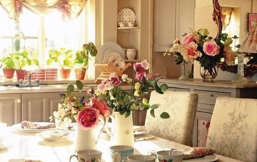 shabby pink  Romantic home♡♡♡  Pinterest