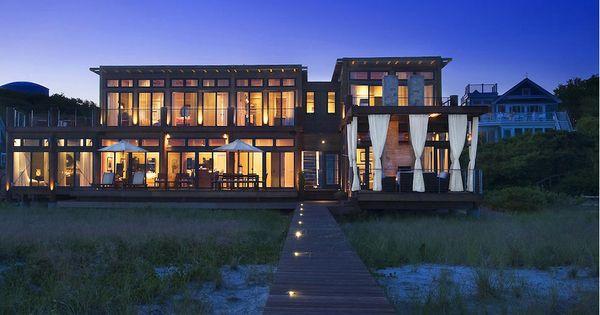 Beach Houses Beaches And House On Pinterest