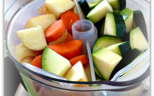 All about making your own baby food! Recipes, tips, and how to