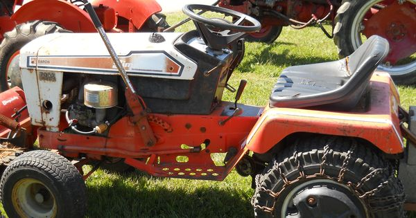 Simplicity Baron Tractor Lawn Mowers Amp Very Small