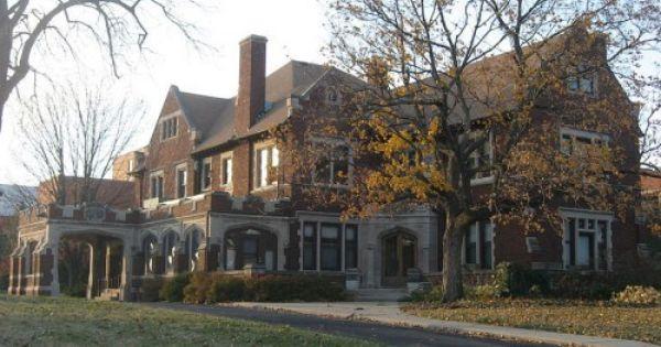 For Sale The Glossbrenner Mansion Historic Homes National