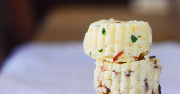 Love butter? The best flavored butter recipes.
