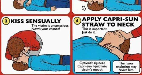 CPR. I'll have to remember this.