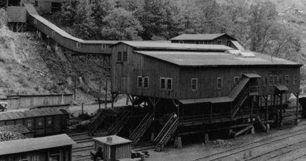 War Wv Williams Pocahontas Coal Company 1931 Ewvaih West Virginia West Virginia Mountains West Virginia History