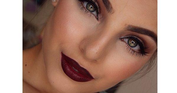 great dark makeup