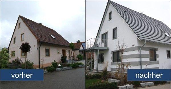 Bildergebnis Fur Hausumbau Vorher Nachher Haus Umbau Altes Haus