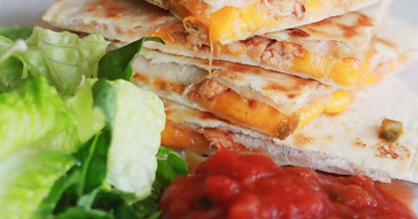The o'jays, Salmon and Quesadillas on Pinterest