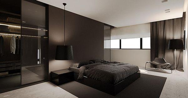 Random Inspiration 120  침실, 집안 꾸미기 및 아파트