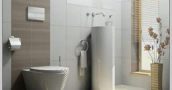 Badezimmer Fliesen Braun Creme   Ideen Rund Ums Haus   Pinterest