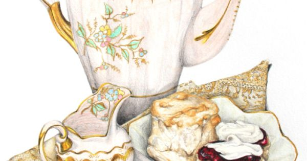 Recipe Scones With Clotted Cream And Strawberry Jam