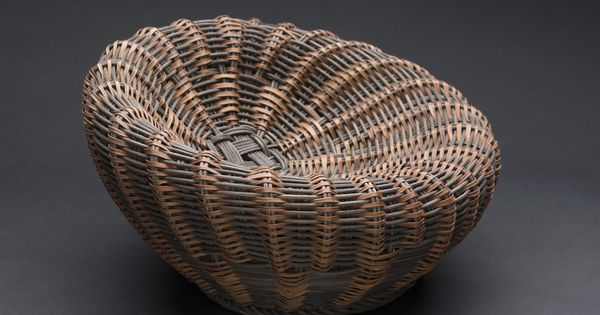 How To Weave A Cane Basket : Ritsuko jinnouchi quot off the point  cane wild