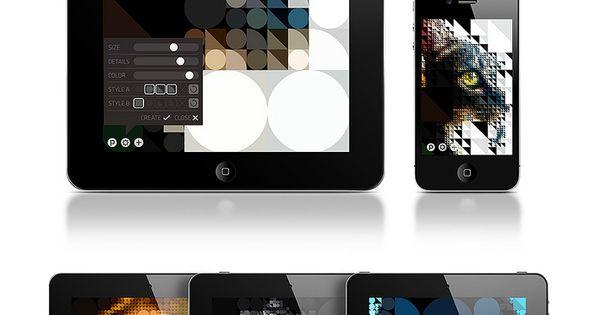 pixl / jcnaour mobile app