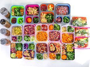 comer una dieta basada en plantas para bajar de peso