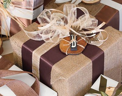 CHRISTMAS WRAPPING IDEAS | Classic Chic Home: 20 Gorgeous Christmas Gift Wrap