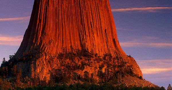 Devil's Tower, Wyoming. Been twice. | Foto | Pinterest