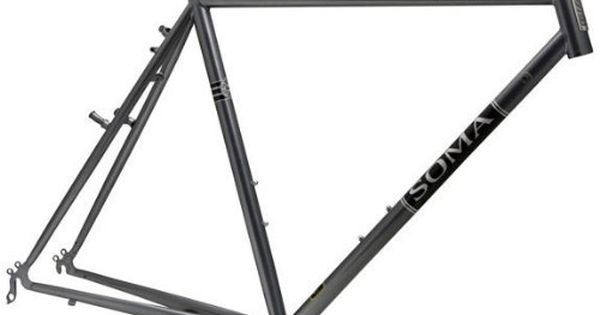 road bike frames soma double cross canti frame 60cm graphite read more reviews of the product by visiting the link on the image