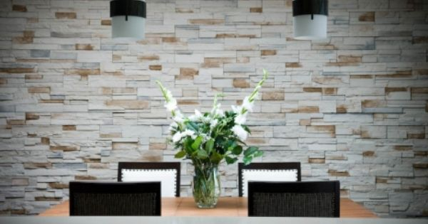 Interior Solutions Design Group Inc Recommends Adding Texture To An Ordinary Dining Room Wall Add Dimension And Interest The Space