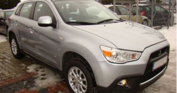 Na Sprzedaz Mitsubishi Asx Suv Bielsko Biala Cena 41500 Pln Ogloszenie W Serwisie Otomoto Pl Suv Mitsubishi Car