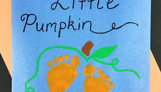 Mommy S Little Pumpkin Baby S 1st Halloween Keepsake