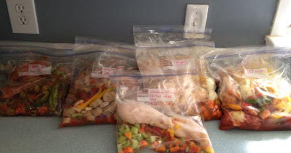 Gluten free frozen meals