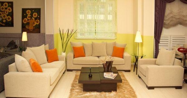 Wohnzimmer Deko Orange Wohnzimmer Orange Dekorieren Wohnzimmer ... Wohnzimmer Deko Orange
