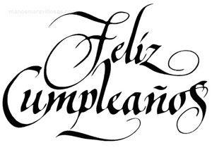 Pin De Ashda Accesorios En Letras Letras Feliz Cumple Feliz Cumpleaños Letra Feliz Cumpleaños