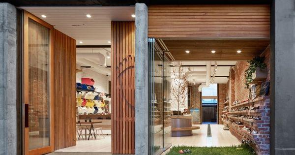 Birkenstock australia office design by melbourne design for Interior design inspiration australia