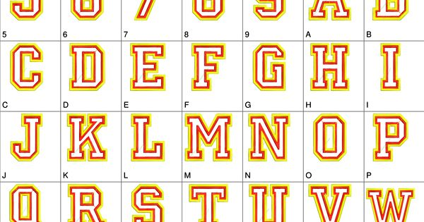 a7e787ec1cf7cabc0aceeeab40befb3e  Inch Block Letters Template Yellow on print cut out free, template full alphabet,