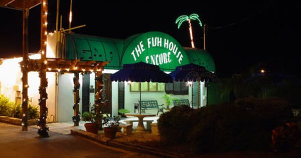 Key west fl the fish house restaurant and fish house for Fish house key largo