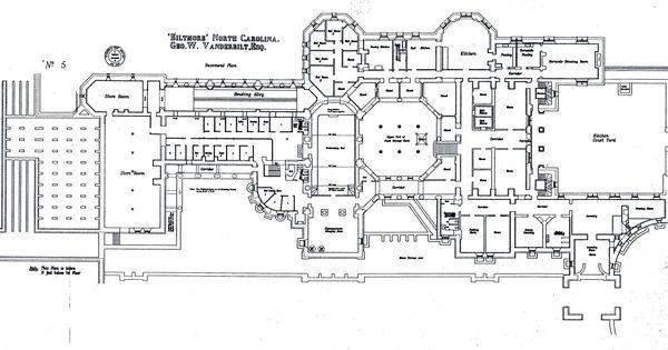 Biltmore Basement Floor Plan Lights Labeled Gilded