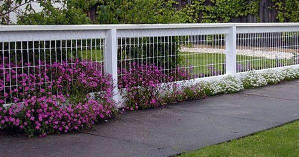 portrayal of wonderful making of backyard fencing. Black Bedroom Furniture Sets. Home Design Ideas