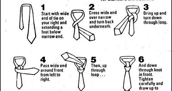 how to tie the half