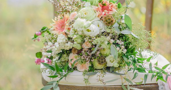 Countryside Weddings As a New Trend For Summer Weddings