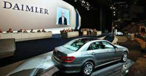 Mercedes Maker Opens Nairobi Office Motor Car Car Vehicles